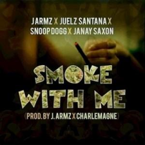 Instrumental: J Armz - Smoke With Me Ft. Juelz Santana, Snoop Dogg & Janay Saxon (Produced By J Armz & Charlemagne)